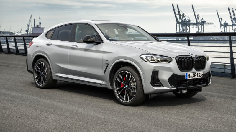 2022-bmw-x3-and-x4-facelifts-revealed