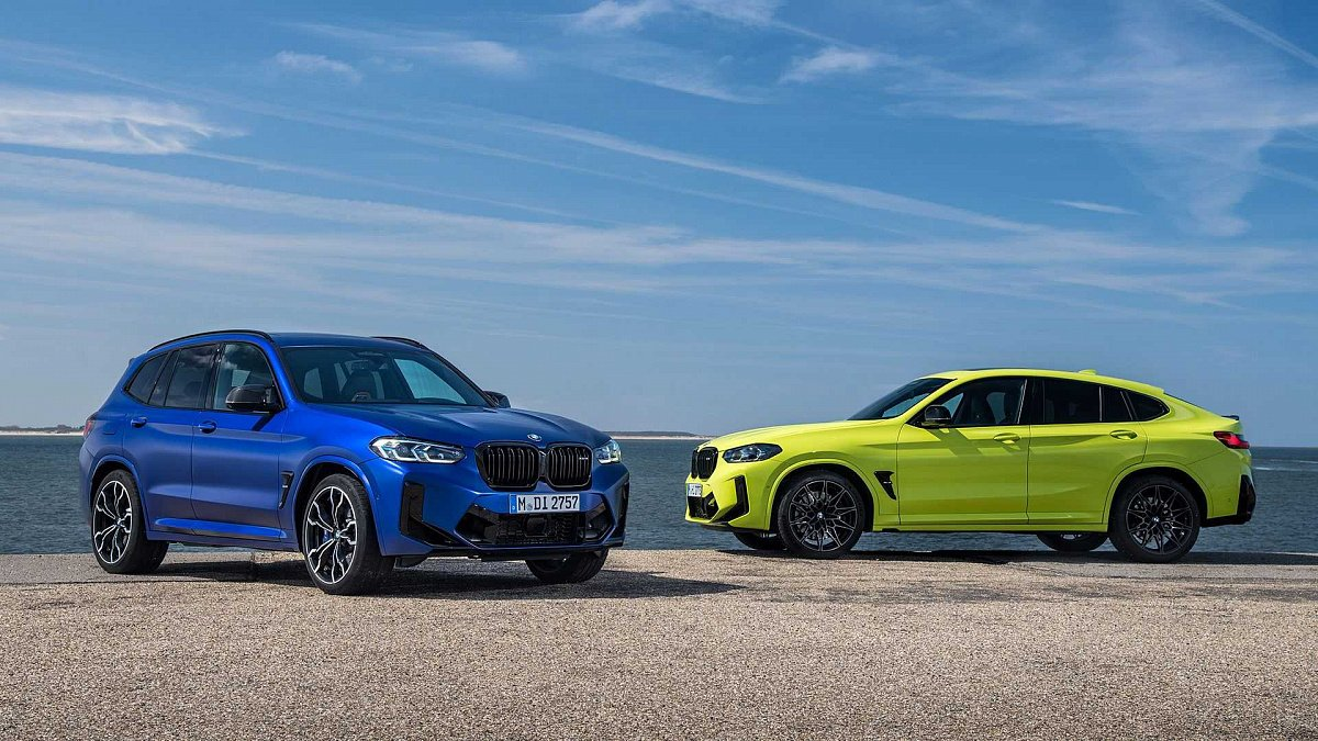 2022-bmw-x3-and-x4-debut-with-refreshed-exterior-and-improved-interior