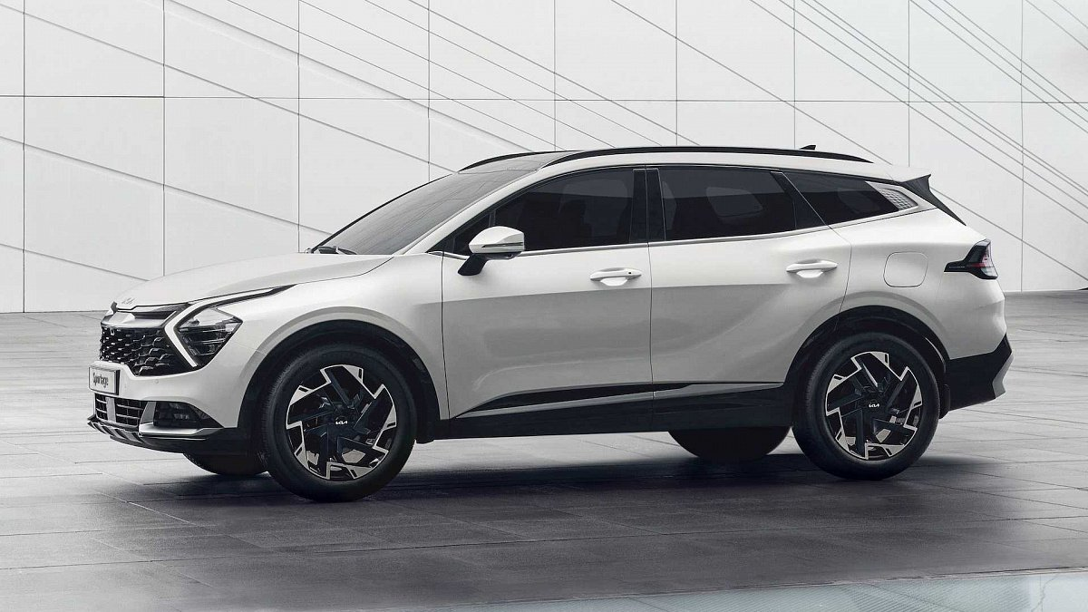 the-video-showed-the-appearance-of-the-2022-kia-sportage-for-real-life