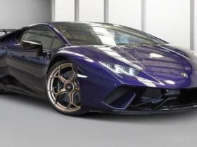 lamborghini-huracan-performante-seized-under-new-'anti-hoon'-laws,-listed-for-auction-by-queensland-police