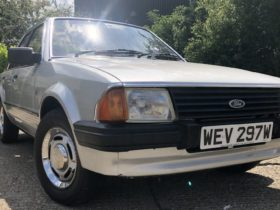 princess-diana's-1981-ford-escort-heads-to-auction