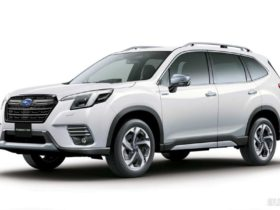 subaru-forester-facelift-debuts-in-japan-with-eyesight-improvements