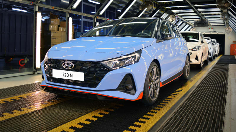 2021-hyundai-i20-n-enters-production-ahead-of-australian-launch;-hot-hatch-quicker-than-expected