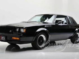 1987-buick-gnx-with-8.7-miles-on-it-headed-to-auction