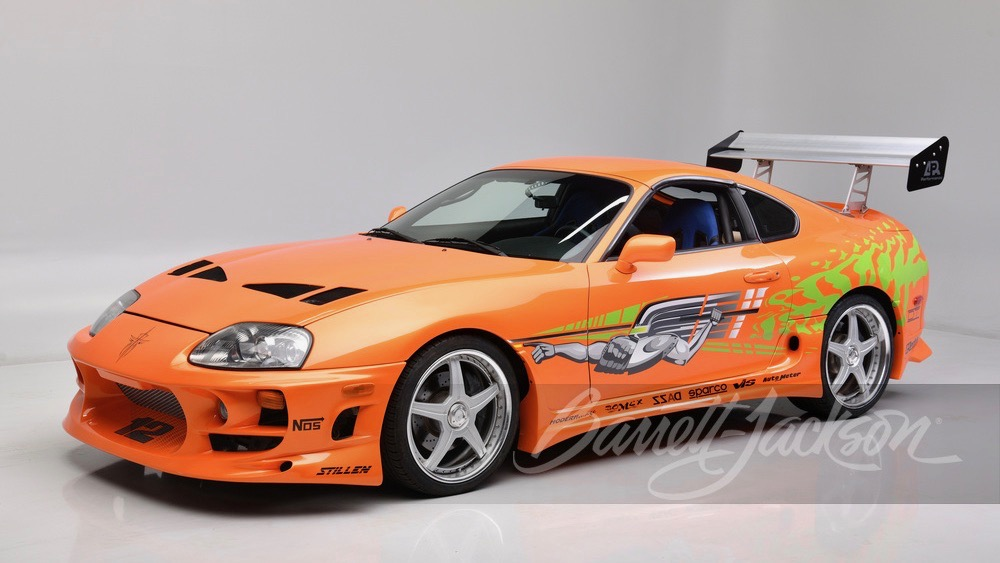 """1994-toyota-supra-driven-by-paul-walker-in-""""the-fast-and-the-furious""""-for-sale"""
