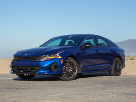 first-drive-review:-2021-kia-k5-gt-spins-the-fun-dial-way-up