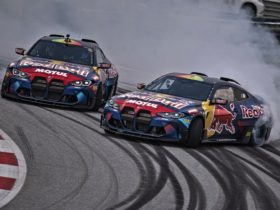 red-bull-driftbrothers-to-debut-new-bmw-m4-competition-in-drift-masters-european-championship-next-month
