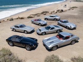 rush-drummer-neil-peart's-car-collection-to-be-auctioned-in-pebble-beach