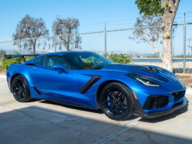 2019-corvette-zr1-coupe-with-delivery-miles-is-a-true-elkhart-lake-blue-stunner
