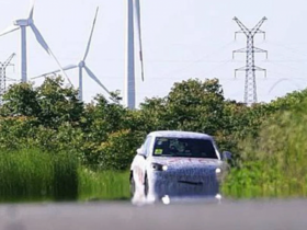 new-smart-electric-suv-caught-in-tests-in-china
