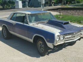 1965-chevrolet-malibu-ss-is-an-unrestored-vintage-dragster,-needs-tlc