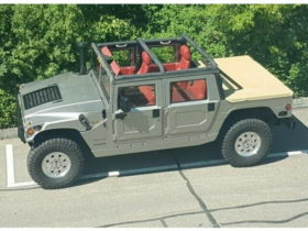 hummer-h1-cabrio-could-be-your-$105k-spartan-summer-companion