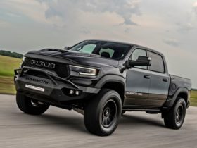 hennessey-produces-world's-fastest-and-most-powerful-pick-up-truck-–-the-mammoth-1000-trx