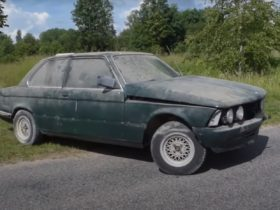 bmw-e21-purrs-back-to-life-after-over-ten-years-of-neglect-but-the-ending-is-sad
