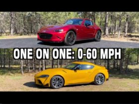 four-cylinder-toyota-supra-vs.-mazda-mx-5-acceleration-test-is-very-predictable