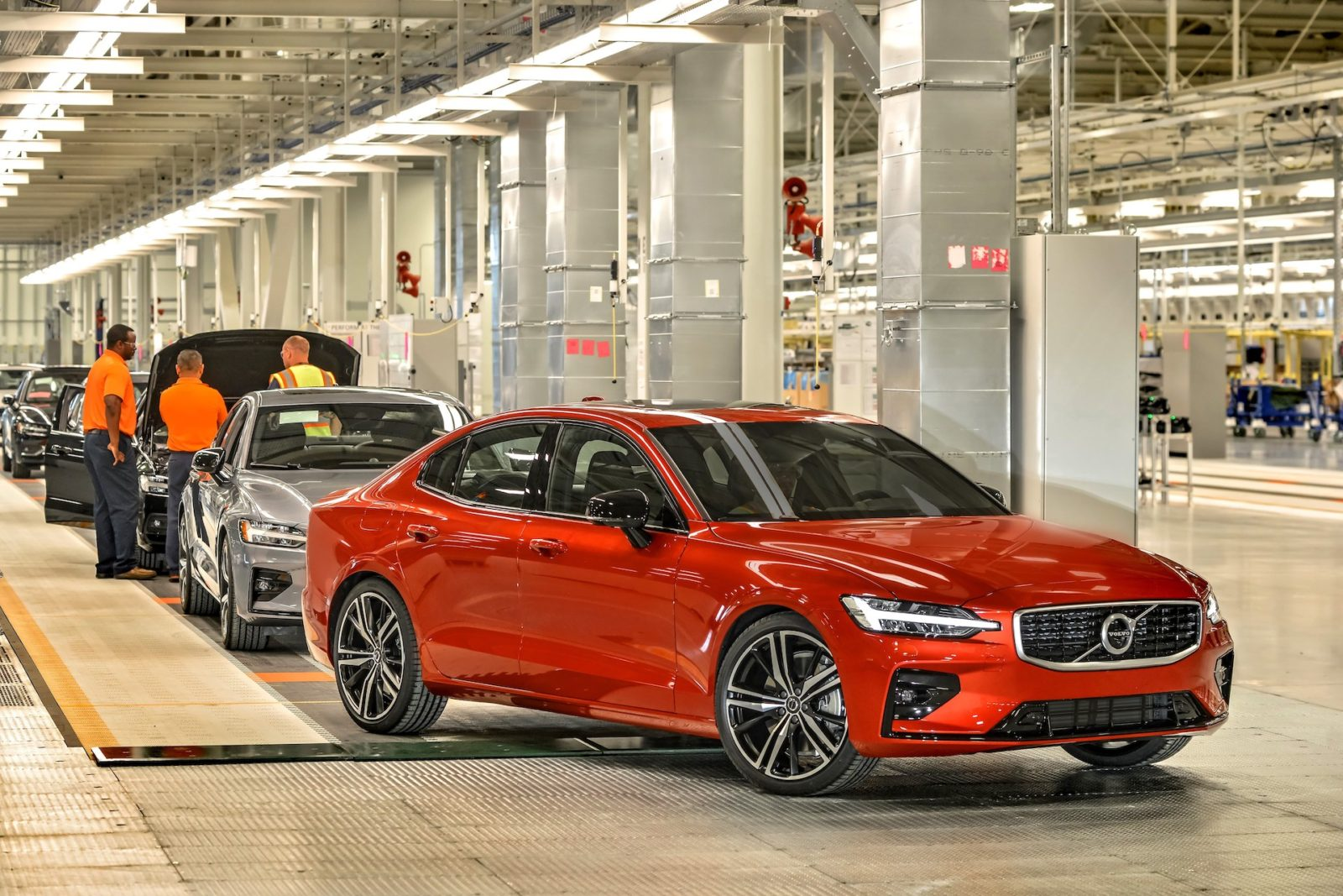 volvo's-us-plant-to-be-automaker's-first-dedicated-to-evs