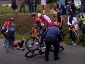 watch-the-chaos-of-the-stage-3-in-the-tour-de-france,-caught-by-on-bike-cameras