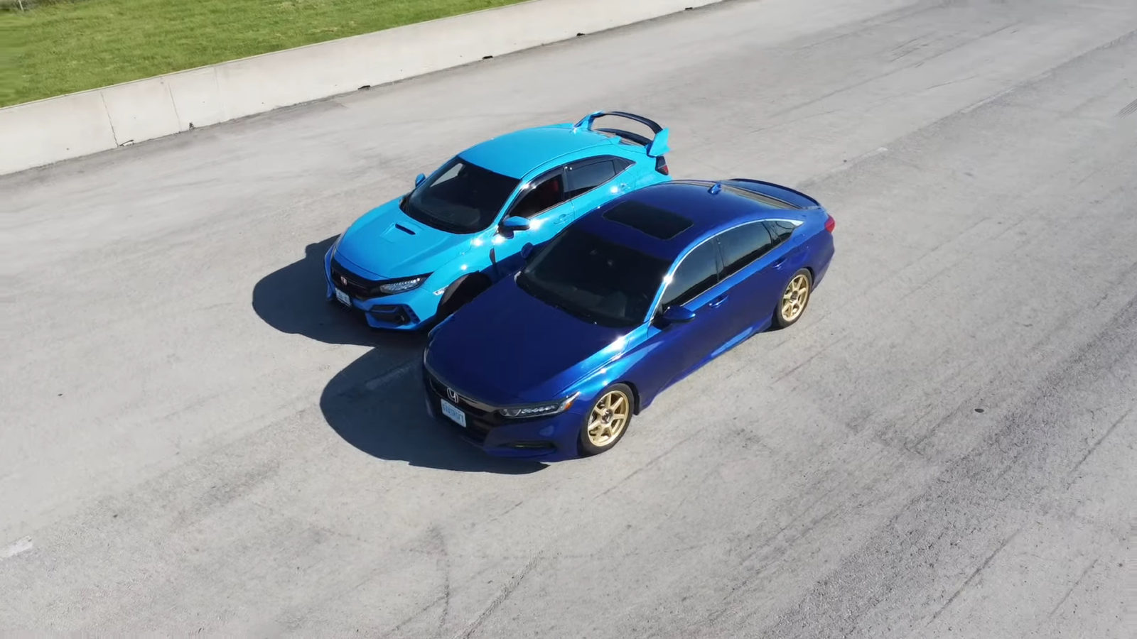 civic-type-r-drag-races-tuned-accord-2.0t-with-6-speed-manual,-proves-a-point