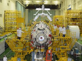 esa-lends-its-36-ft-hand-to-the-iss,-the-robotic-arm-will-be-launched-next-month