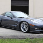 jeff-gordon's-cyber-gray-corvette-zr1-up-for-grabs-with-835-miles-on-its-ls9-v8