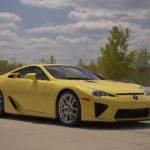 this-2012-lexus-lfa-was-driven-for-just-72-miles,-some-would-call-that-a-waste