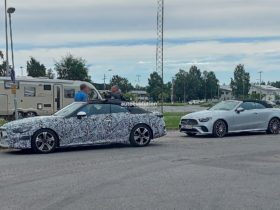 2023-mercedes-benz-cle-cabriolet-spied,-may-replace-two-soft-top-models
