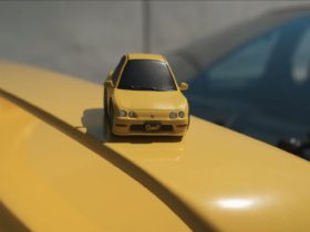 integra-type-r-car-collectibles-are-stocky-and-funny,-even-come-in-14k-gold