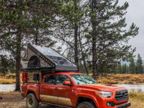 turn-your-pickup-truck-into-the-ultimate-adventure-rv-with-this-off-road-camper