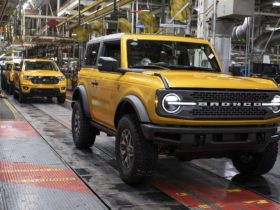 """ford-bronco-production-""""frozen""""-for-two-weeks"""