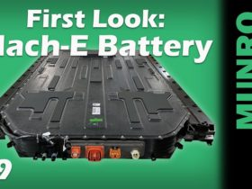 ford-mustang-mach-e-teardown-reveals-battery-pack-is-structural
