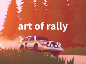 art-of-rally-review:-zen-driving-on-the-winds-of-synthwave
