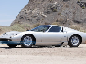 neil-peart's-entire-car-collection,-including-a-lambo-miura,-heads-to-auction