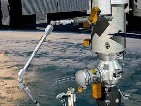 this-robot-arm-will-move-outside-the-space-station-on-its-own