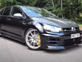 750hp-volkswagen-golf-r-is-the-most-powerful-in-its-country,-looks-the-part