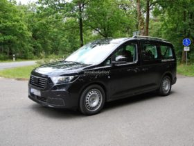 next-generation-ford-tourneo-connect-spied,-chassis-mule-features-vw-platform
