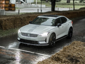 tuned-polestar-2-with-469-hp-shows-up-at-2021-goodwood-festival-of-speed