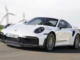 porsche-911-turbo-hybrid-will-chase-after-mclaren-artura,-could-look-like-this