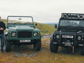 amazing-tesla-swapped-land-rover-defenders-get-off-road-and-acceleration-tests