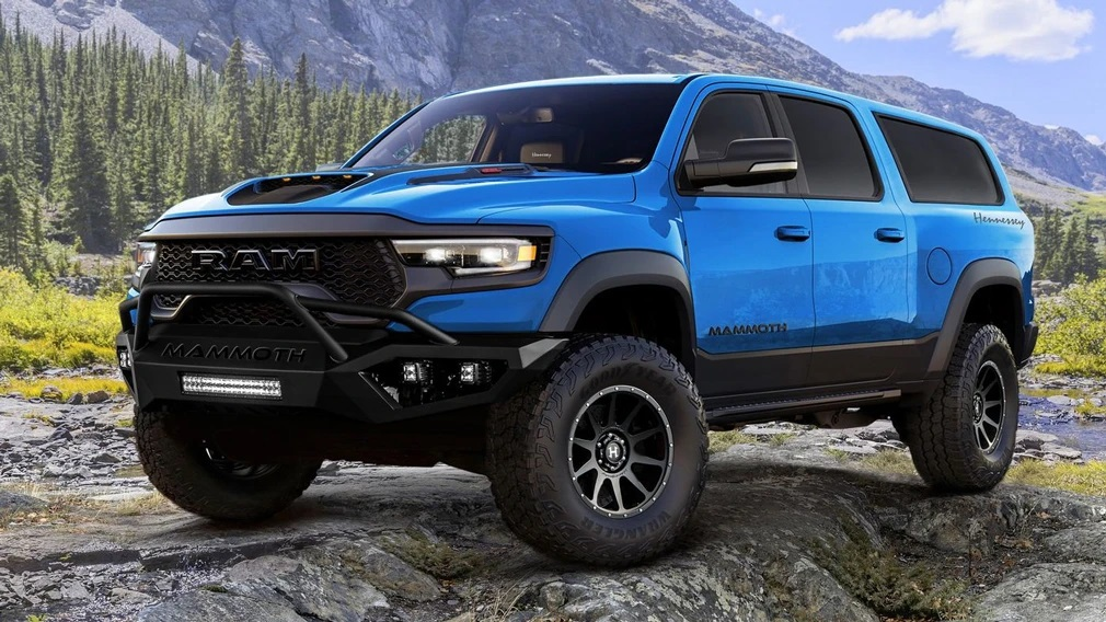 hennessey-builds-1,026-horsepower-suv-from-most-powerful-ram-1500-trx-pickup