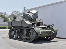 this-1941-m3-stuart-light-tank-isn't-your-average-grocery-getter