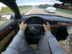 2000-audi-a6-has-broken-2.7-turbo,-only-catches-149-mph-hearse-while-downhill