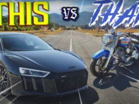 1,500-hp-audi-r8-drag-races-240-hp-harley-with-nitrous