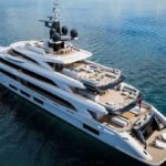 benetti-delivers-custom-superyacht-triumph-to-owner,-with-its-own-art-gallery