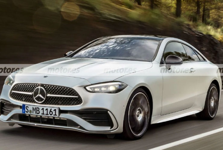 the-render-showed-what-the-new-mercedes-benz-cle-coupe-could-be