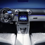 2022-mercedes-amg-sl-shows-its-high-tech-interior-with-2+2-seats