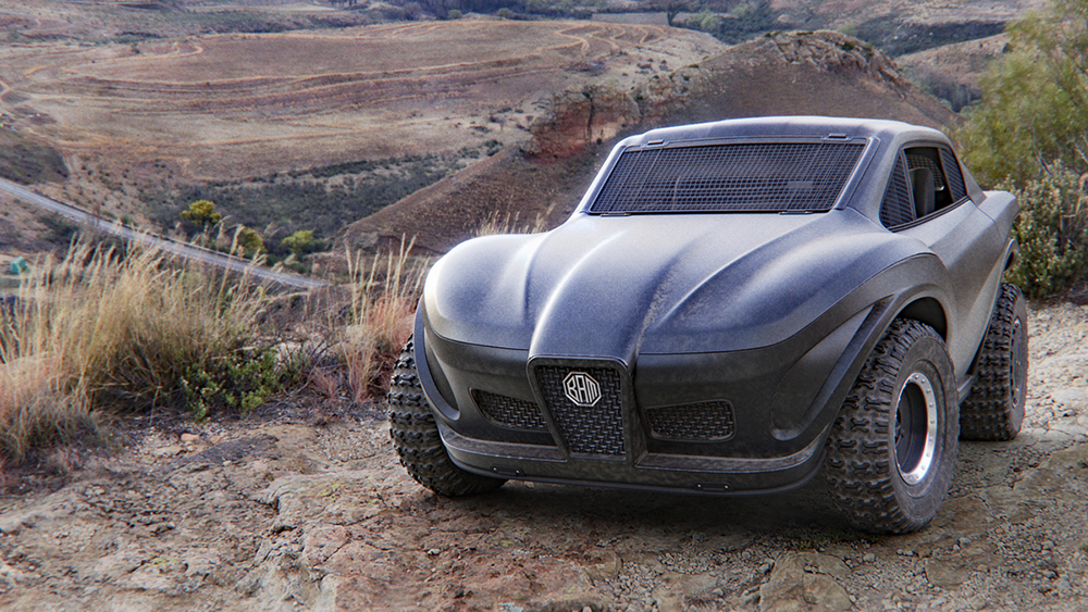 battle-approved-motors'-r101-utv-is-the-baby-ferrari-and-tesla-made-in-the-dirt