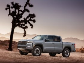 2022-nissan-frontier-pickup-starts-production-in-mississippi,-features-v6-power