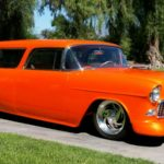candy-orange-1955-chevrolet-nomad-is-a-flashy,-big-block-monster