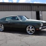 1970-chevrolet-chevelle-looks-sleek,-packs-supercharged-surprise-under-the-hood