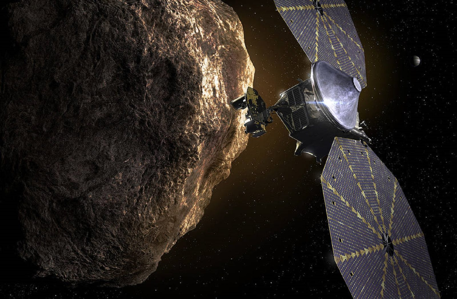 nasa's-time-capsule-on-the-lucy-spacecraft-carries-messages-for-future-humans